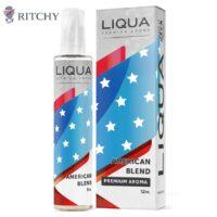 LIQUA-Flavor-Shot-12-for-60ml-American-Blend-καπνός-virginia-μέλι